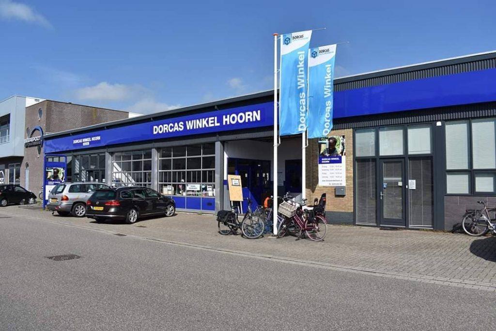 Dorcas kringloopwinkel Hoorn