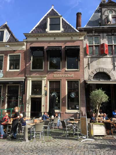 Restaurant Ridderikhoff
